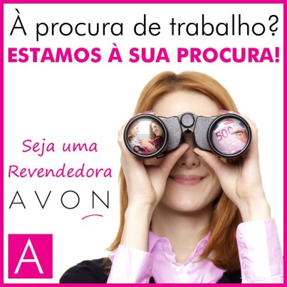 part time revendedora Avon